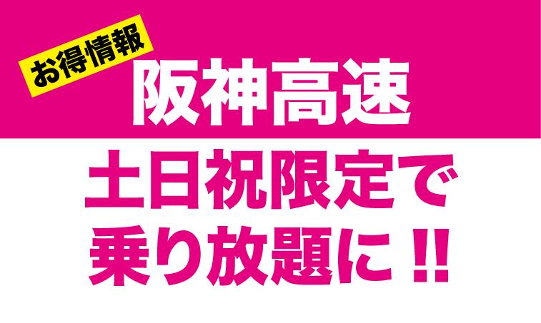 阪神高速パス