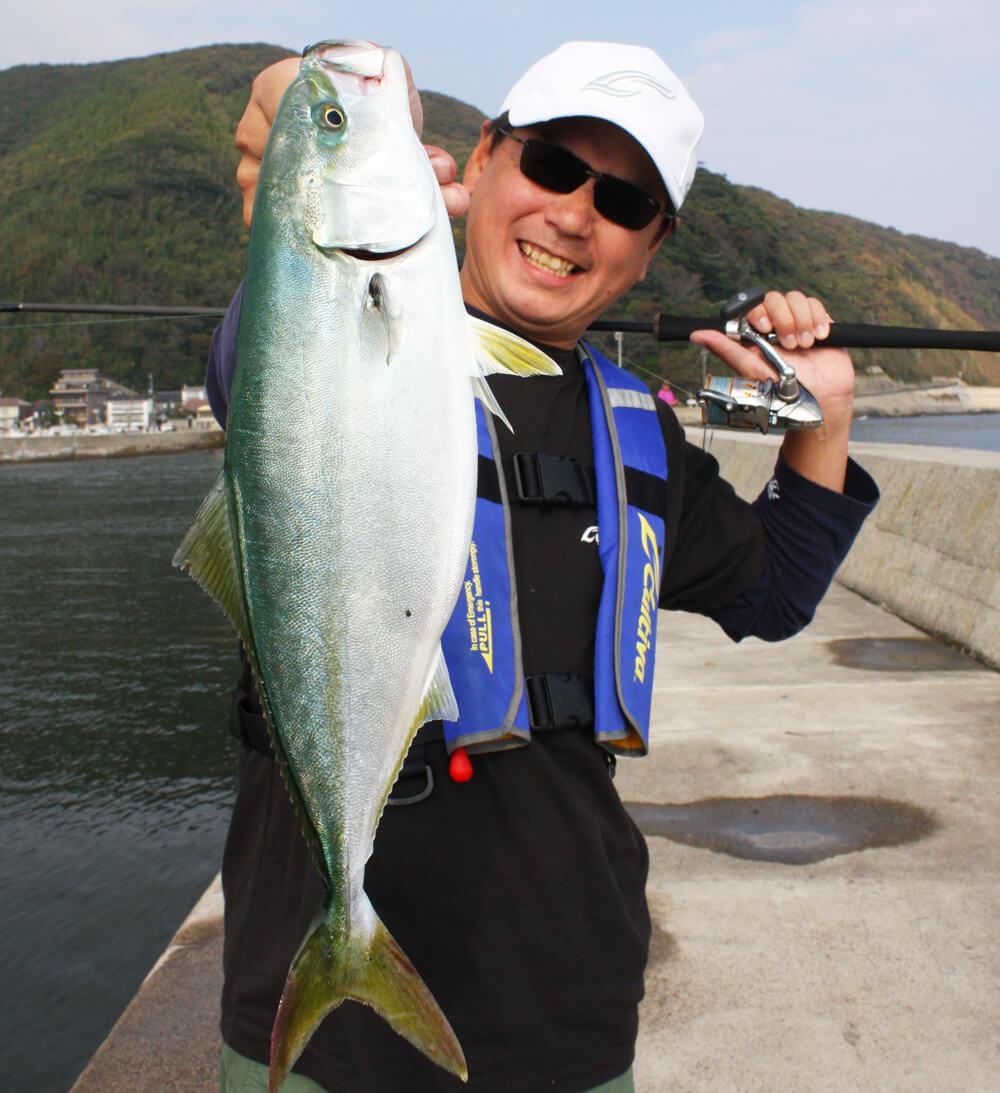 ライトショアジギング 青物&根魚1