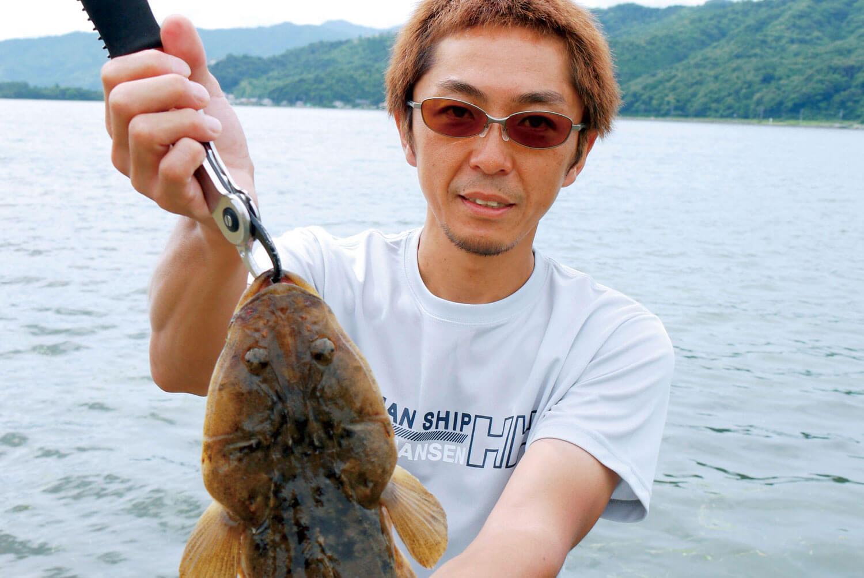 マゴチ 釣り方1