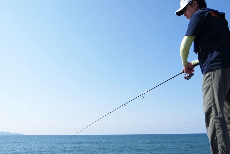 ライトショアジギング・釣り方2