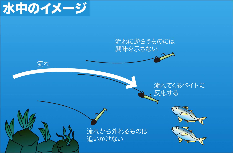 アジング・ドリフト3