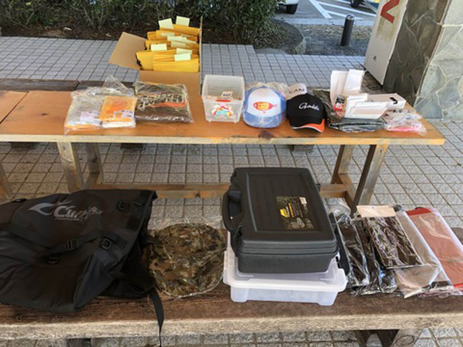 ルアー釣りイベント Rockshore Anglers Meeting7
