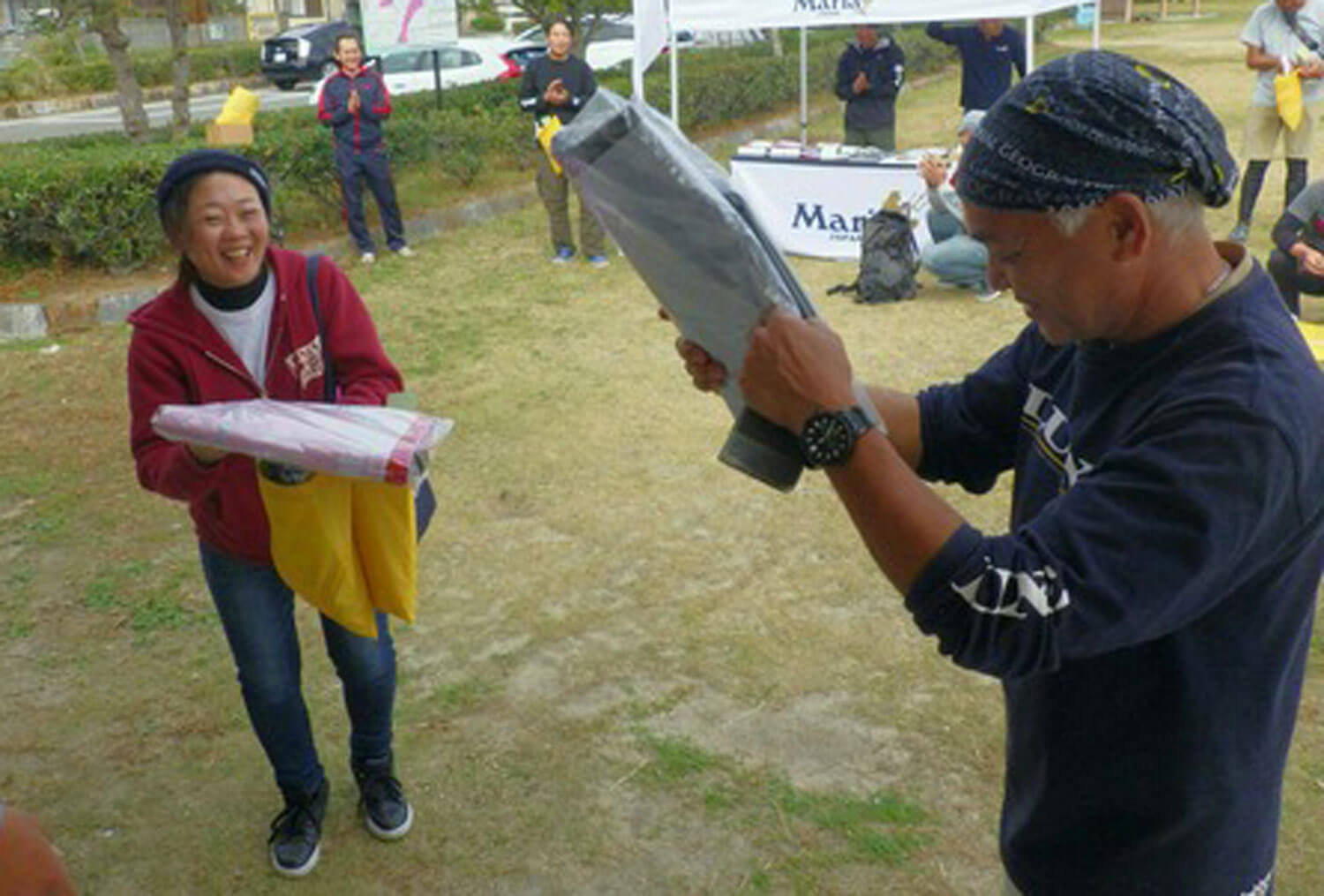 ルアー釣りイベント Rockshore Anglers Meeting8