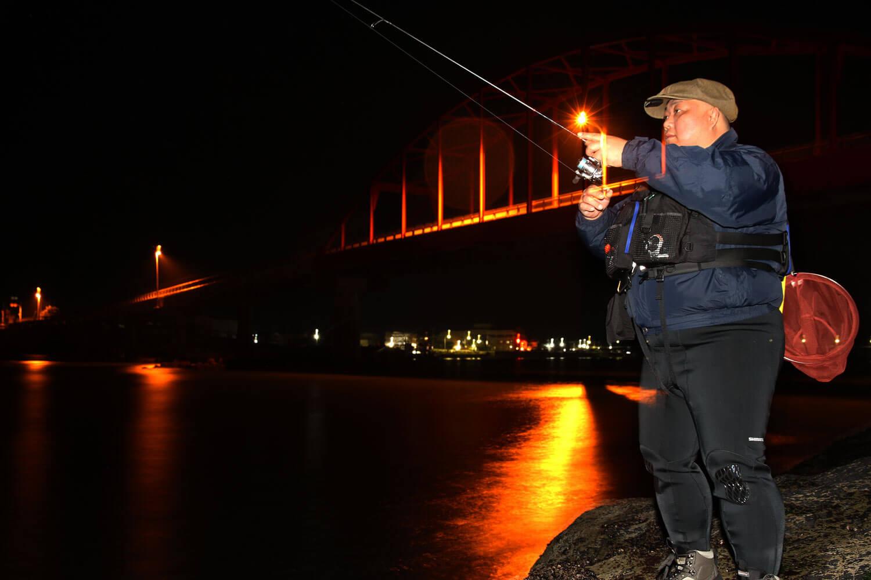 釣り具 ヘッドライト3
