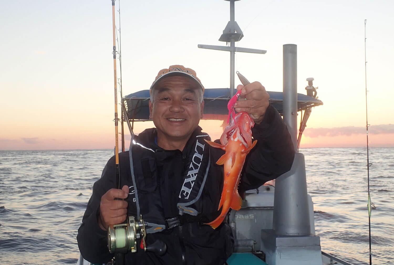 釣り 温暖化の影響2