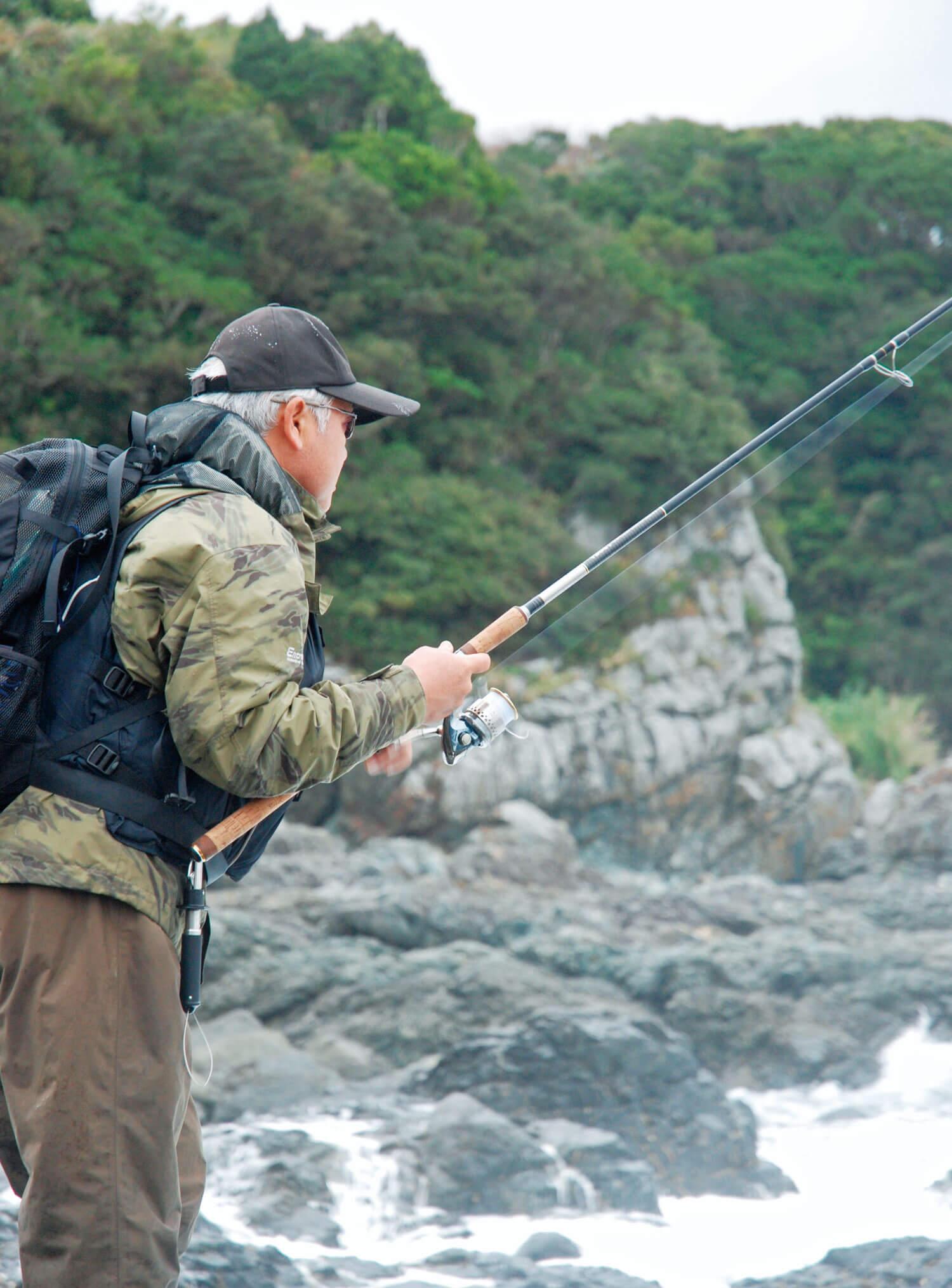 黒潮の蛇行 釣り2