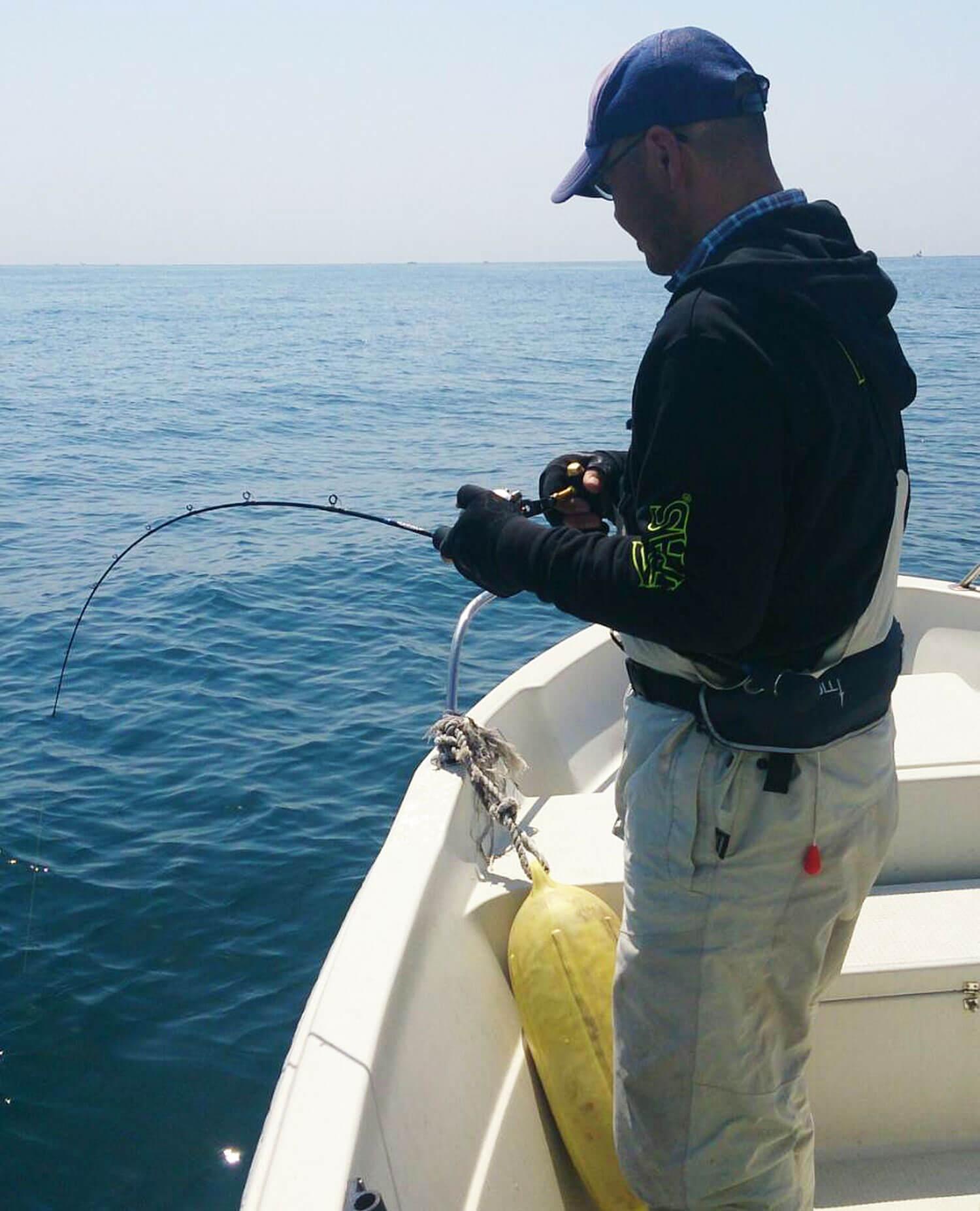 マダイジギング 釣り方4