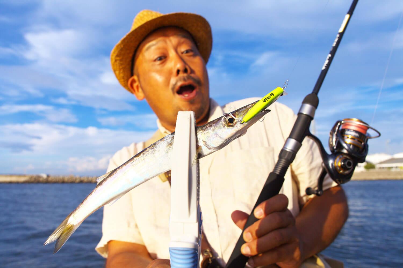 カマス釣り Go-Phishカマサー2