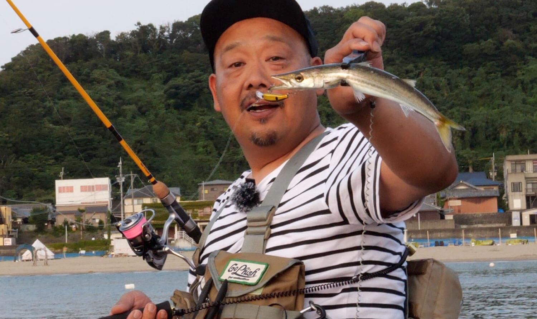 カマス釣り ミノー3