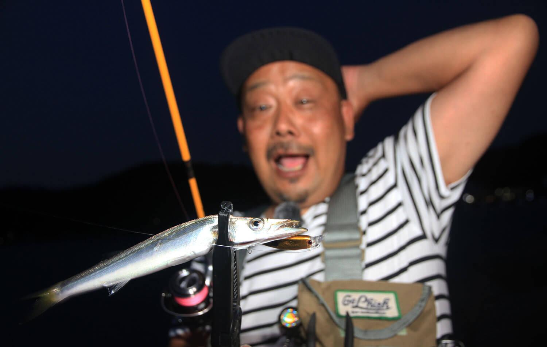 カマス釣り ミノー6
