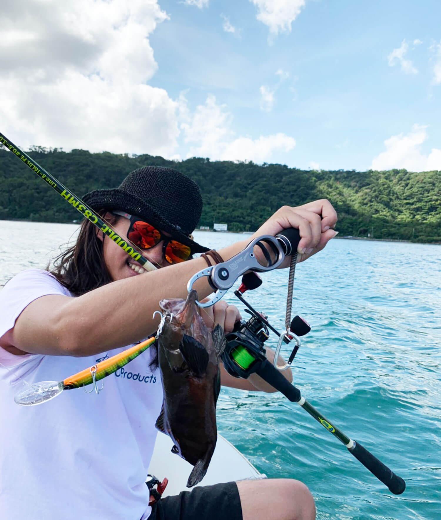 ライトゲーム・沖縄の釣り3