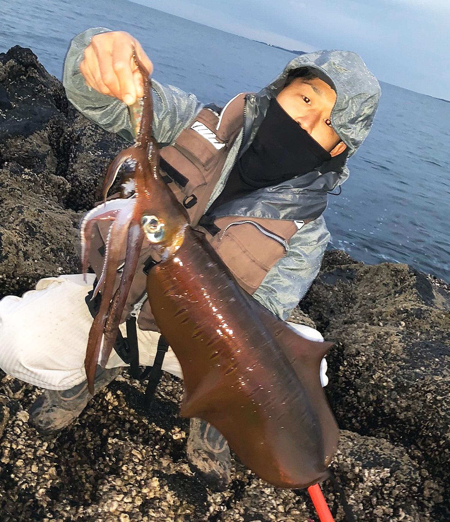 ブリ・ヒラマサ・アオリイカ・五島列島3