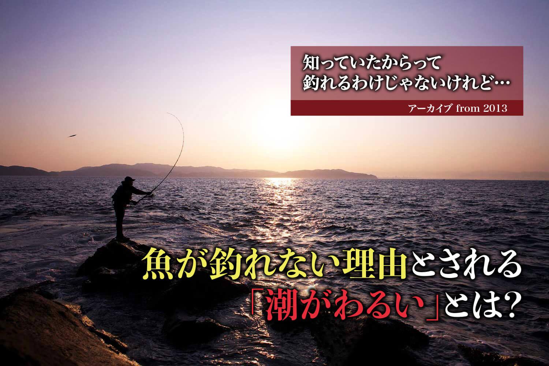 釣りエッセイ・潮流・海流1