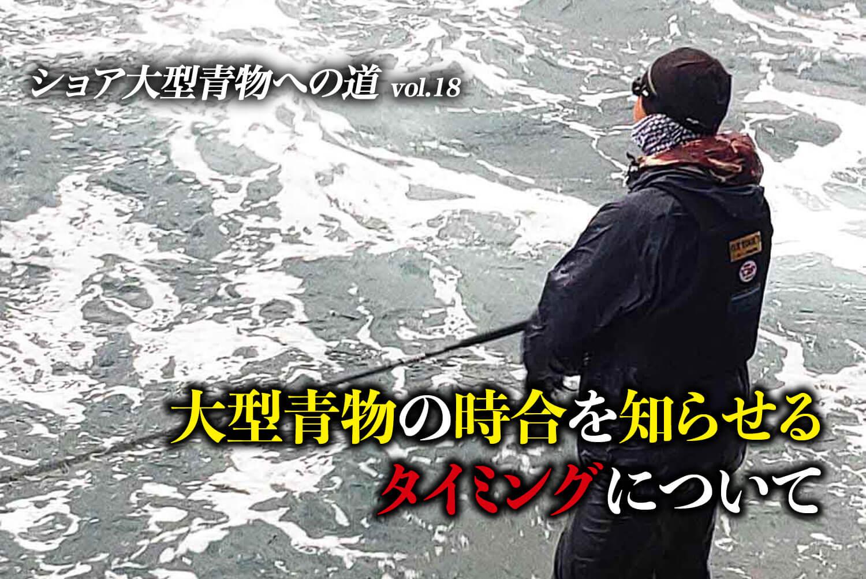 ショアジギング・大型ヒラマサ・オオニベ1